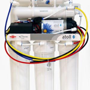 Фильтр обратного осмоса atoll a-550p std/atoll a-560ep