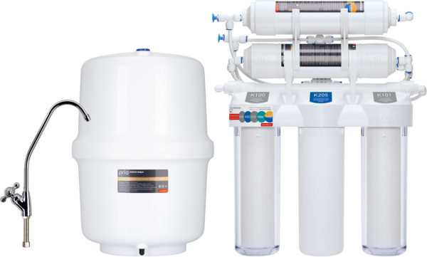 Praktic Osmos OU510 система обратного осмоса с минерализацией