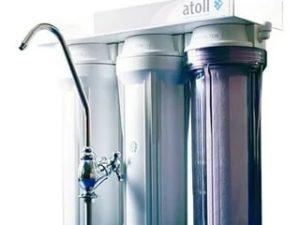 Проточные фильтры atoll